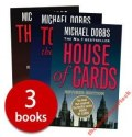 House of Cards Collection 3 Books by Michael Dobbs