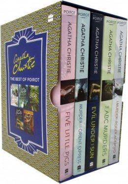 Agatha Christie 5 Books Box Set