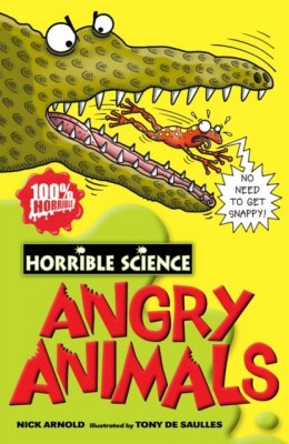 Angry Animals by Nick Arnold
