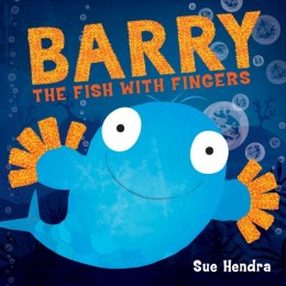 Barry the Fish with Fingers by Sue Hendra (Author) , Paul Linnet (Author)