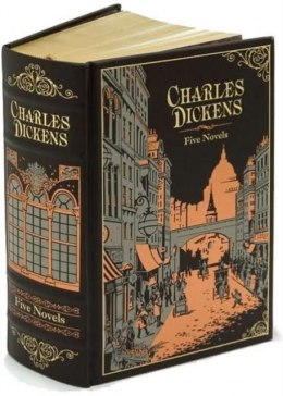 Charles Dickens (Barnes & Noble Collectible Classics: Omnibus Edition) : Five Novels by Charles Dickens