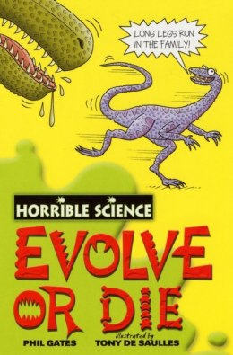 Evolve or Die by Phil Gates