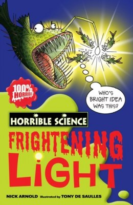 Frightening Light by Nick Arnold