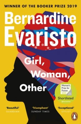 Girl, Woman, Other by Bernardine Evaristo