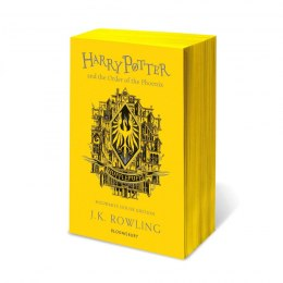 Harry Potter and the Order of the Phoenix – Hufflepuff Edition (House Edition Hufflepuff)