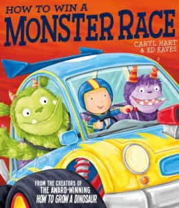 How to Win a Monster Race by Caryl Hart (Author)