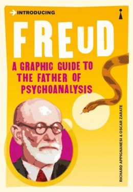 Introducing Freud : A Graphic Guide by Richard Appignanesi (Author) , Oscar Zarate (Author)