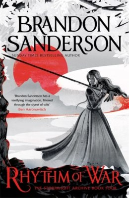 Rhythm of War by Brandon Sanderson