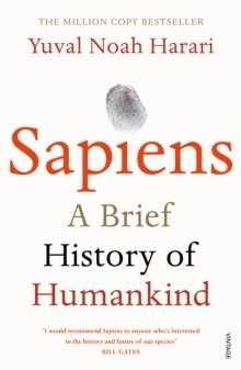 Sapiens : A Brief History of Humankind by Yuval Noah Harari