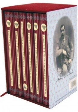 Sherlock Holmes 6 Books Collection Box Set