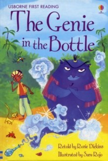 The Genie in the Bottle by Rosie Dickins (Author)