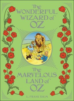 The Wonderful Wizard of Oz / The Marvelous Land of Oz by L.Frank Baum