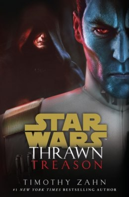 Thrawn: Treason by Timothy Zahn