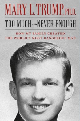 Too Much and Never Enough : How My Family Created the World's Most Dangerous Man by Mary L. Ph.D. Trump