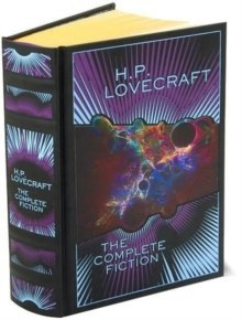 H.P. Lovecraft (Barnes & Noble Omnibus Leatherbound Classics) : The Complete Fiction by H.P. Lovecraft