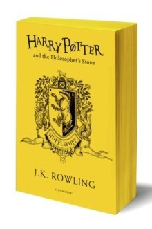 Harry Potter and the Philosopher's Stone - Hufflepuff Edition 7 by J.K. Rowling