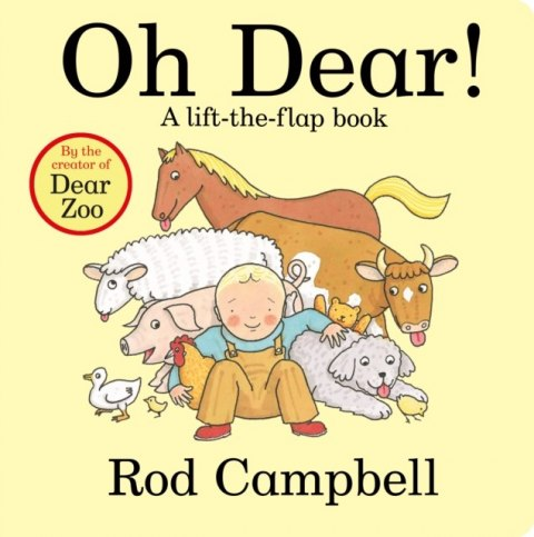 Oh Dear! by Rod Campbel