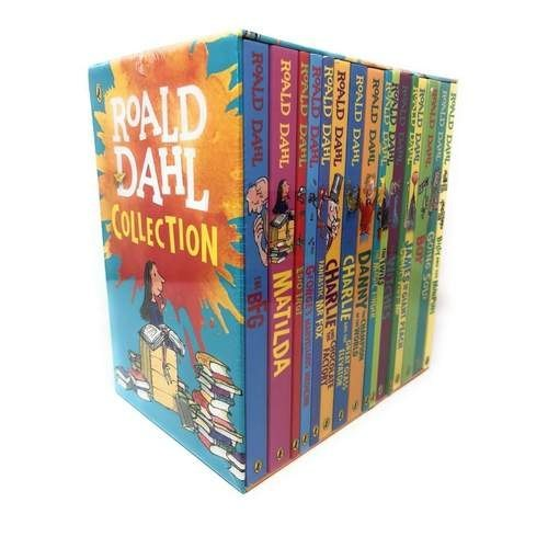Roald Dahl Collection 16 Books Set