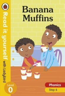 Banana Muffins - Read it yourself with Ladybird Level 0: Step 6