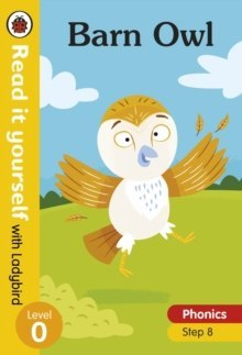 Barn Owl - Read it yourself with Ladybird Level 0: Step 8