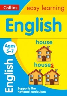 Collins Easy Learning KS1 : English Ages 5-7: Ideal for Home Learning