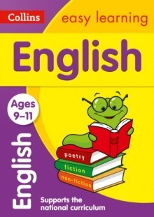 Collins Easy Learning KS2 : English Ages 9-11: Ideal for Home Learning