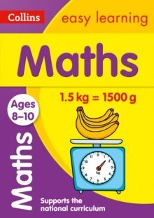 Collins Easy Learning KS2 : Maths Ages 8-10: Prepare for School with Easy Home Learning