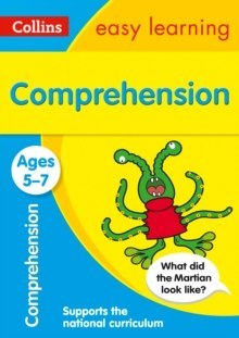 Comprehension Ages 5-7 : Ideal for Home Learning by Collins Easy Learning