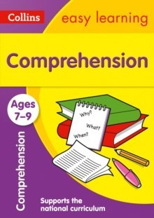 Comprehension Ages 7-9 : Prepare for School with Easy Home Learning by Collins Easy Learning