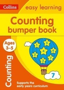 Counting Bumper Book Ages 3-5 : Prepare for Preschool with Easy Home Learning