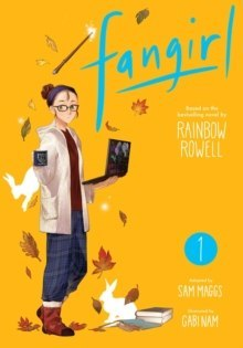 Fangirl, Vol. 1 : The Manga : 1 by Rainbow Rowell