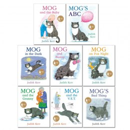 Mog Picture Book Collection - 8 Books (Collection) Judith Kerr