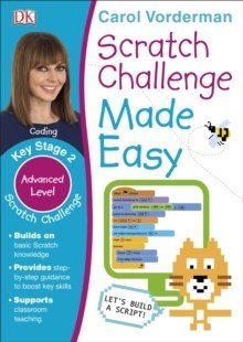 Scratch Challenge Made Easy by Carol Vorderman