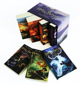 The Complete Harry Potter Collection - 7 books