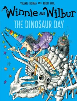 Winnie and Wilbur: The Dinosaur Day by Valerie Thomas