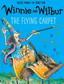 Winnie and Wilbur: The Flying Carpet by Valerie Thomas