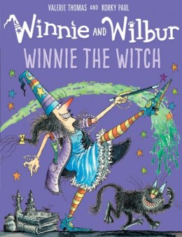 Winnie and Wilbur: Winnie the Witch by Valerie Thomas