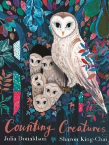 Counting Creatures by Julia Donaldson