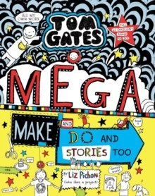 Tom Gates: Mega Make and Do and Stories Too! : 16