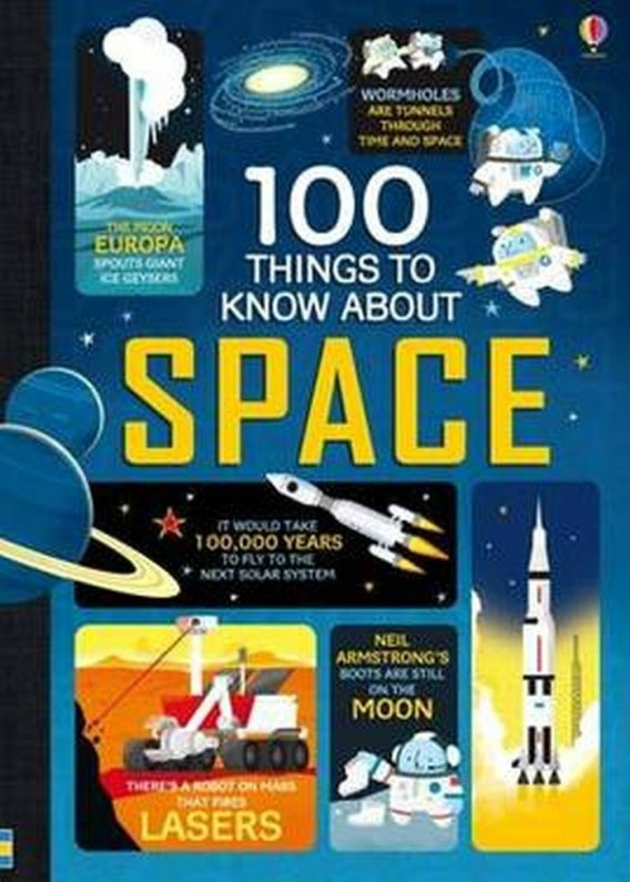 100 Things to Know About Space by Alex Frith