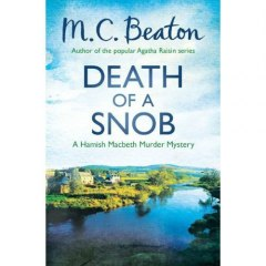 Death of a Snob by M. C. Beaton