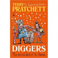 Diggers: The Second Book of the Nomes (The Bromeliad Trilogy) by Terry Pratchett