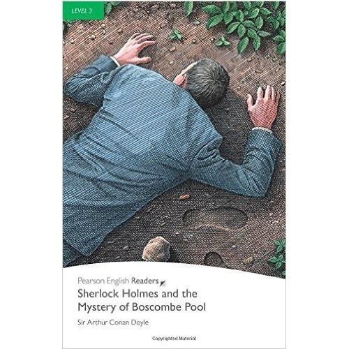 Sherlock Holmes and the Mystery of Boscombe Pool Book plus mp3