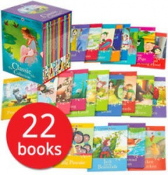 Ladybird Tales Classic Collection - 22 Books