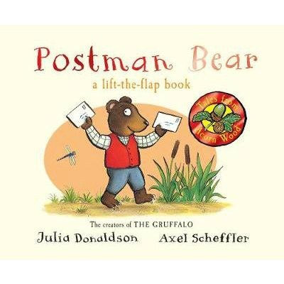 Postman Bear by Julia Donaldson