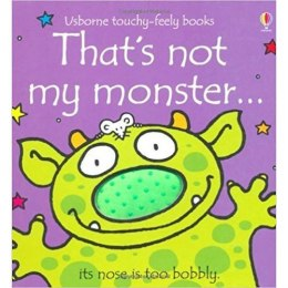 That's Not My Monster by Fiona Watt