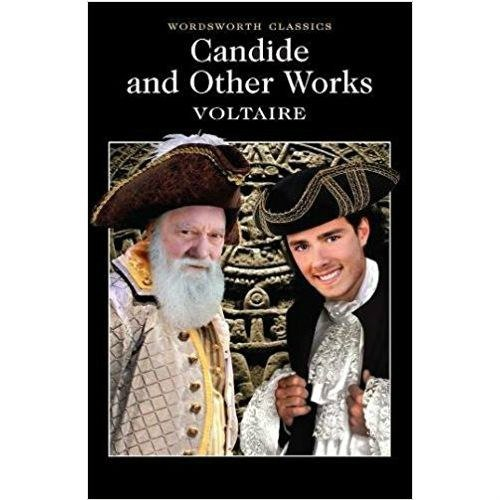 Candide and Other Works by Voltaire