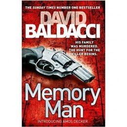 Memory Man (Amos Decker series) by David Baldacci