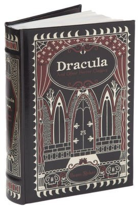 Dracula and Other Horror Classics (Barnes & Noble Omnibus Leatherbound Classics) by Bram Stoker