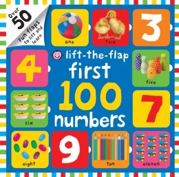 First 100 Numbers by Roger Priddy ( Board Books)